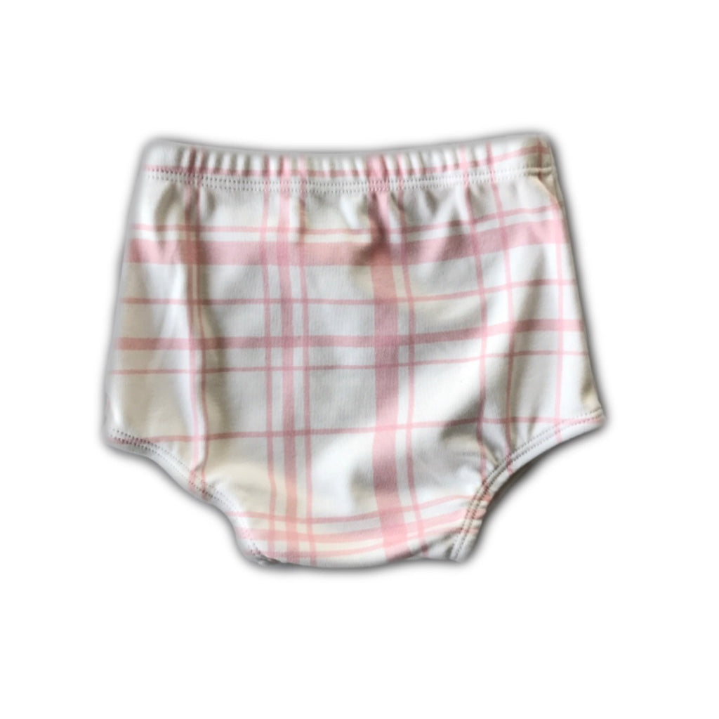 Pink Plaid Bloomers