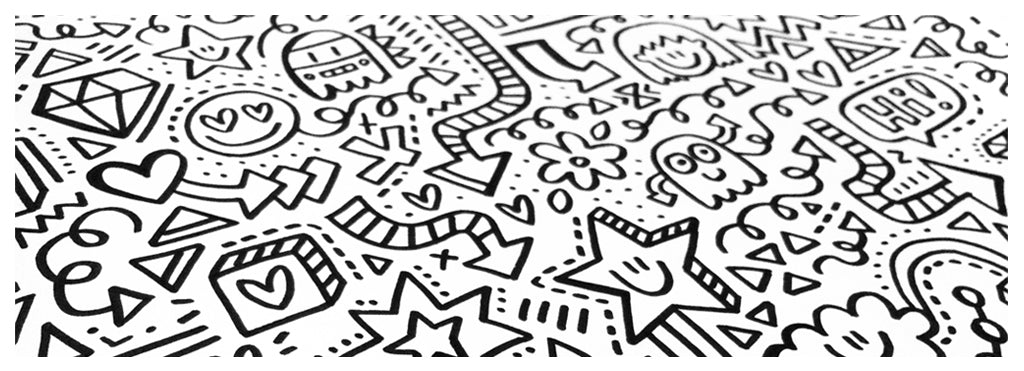 Get your pens out and head over to our Doodle Workshop!