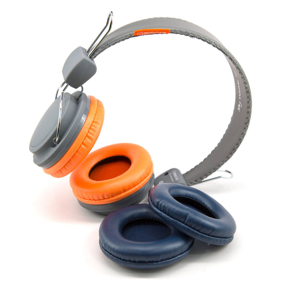 KidzSafe™ DIY Headphones - Grey