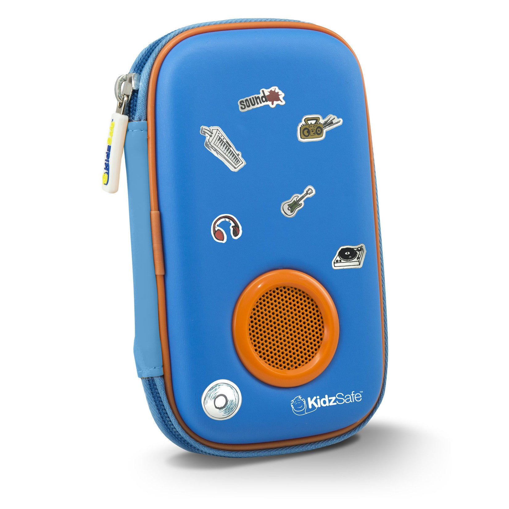 KidzSafe™ DIY Speaker Case - Blue