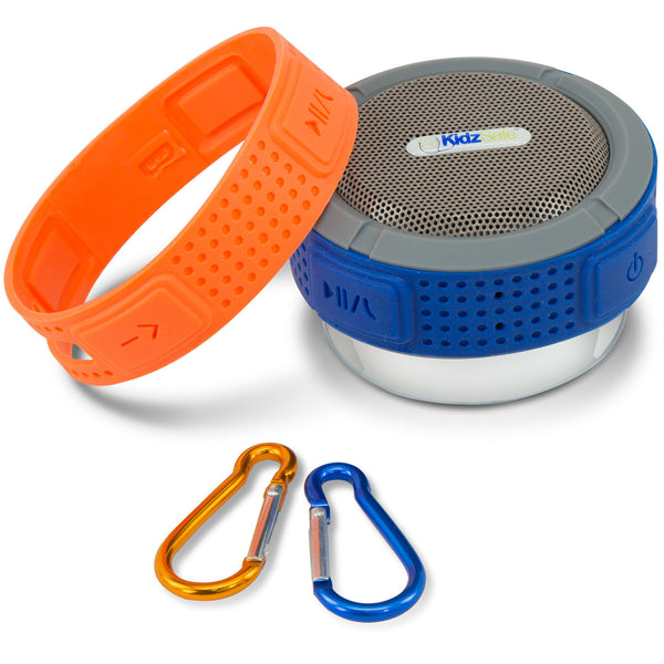 KidzSafe™ DIY Wireless Speaker - Grey