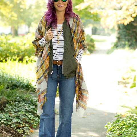 cs gems fall layering and flare jeans