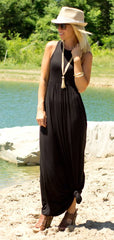 cs gems maxi dress
