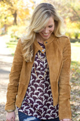 jenna from champagne & polkadots blog paisley boutique