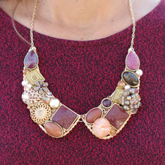 cs gems vintage statement jewelry