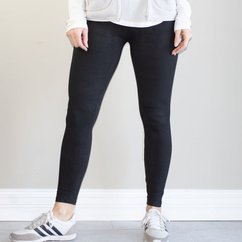 Black Butter Soft Leggings