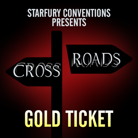 Gold Ticket - Cross Roads 3