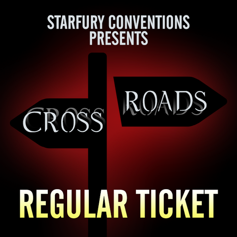Regular Ticket - Cross Roads 3