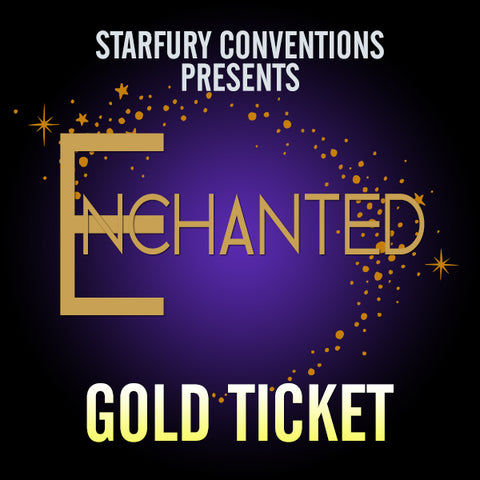 Gold Ticket - Enchanted 2020