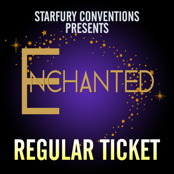 Regular Ticket - Enchanted 2020