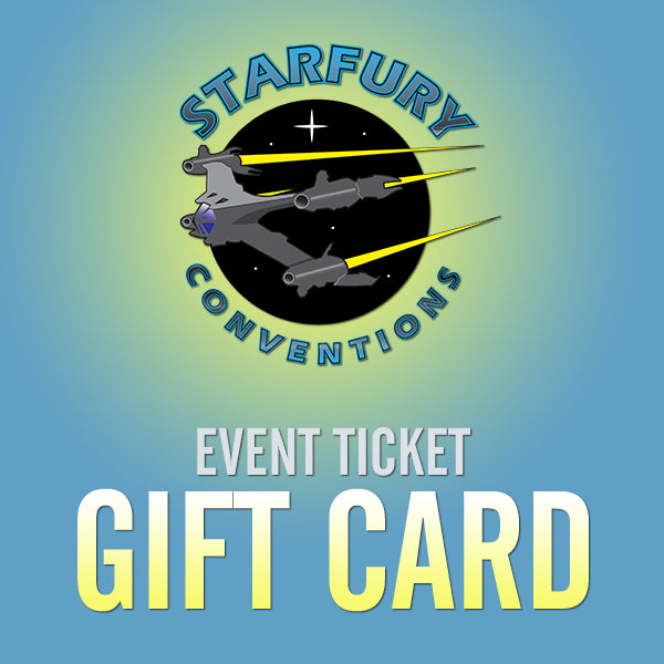 Event Ticket Gift Card