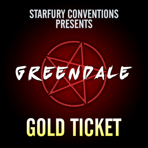 Gold Ticket - Greendale