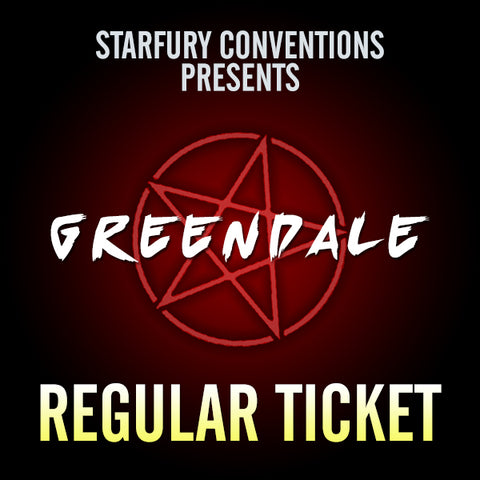 Regular Ticket - Greendale