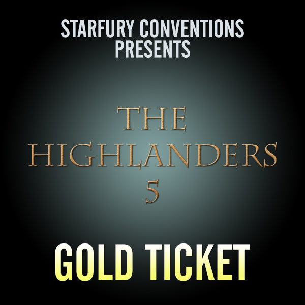 Gold Ticket - The Highlanders 5