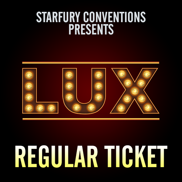 Regular Ticket - Lux 2