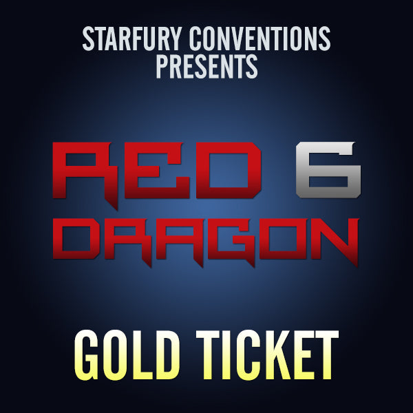 Gold Ticket - Red Dragon 6
