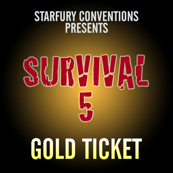 Gold Ticket - Survival 5