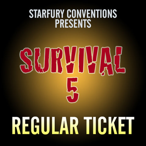 Regular Ticket - Survival 5