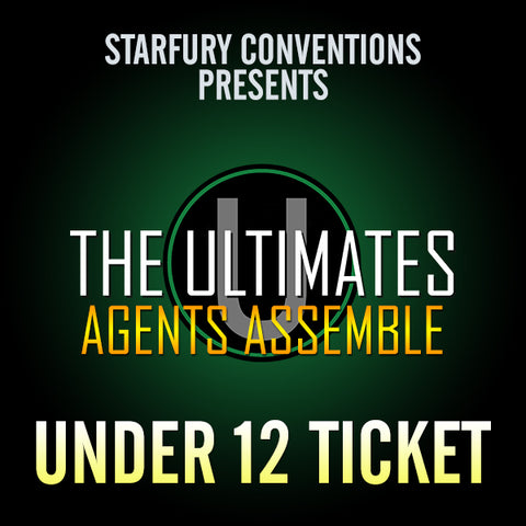 Under 12 Ticket - The Ultimates 2021: Agents Assemble