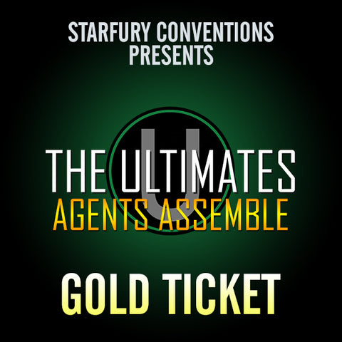 Gold Ticket - The Ultimates 2021: Agents Assemble