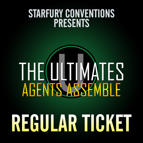 Regular Ticket - The Ultimates 2021: Agents Assemble