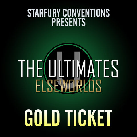 Gold Ticket - The Ultimates 2020: Elseworlds