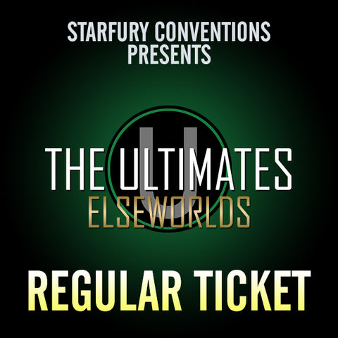 Regular Ticket - The Ultimates 2020: Elseworlds