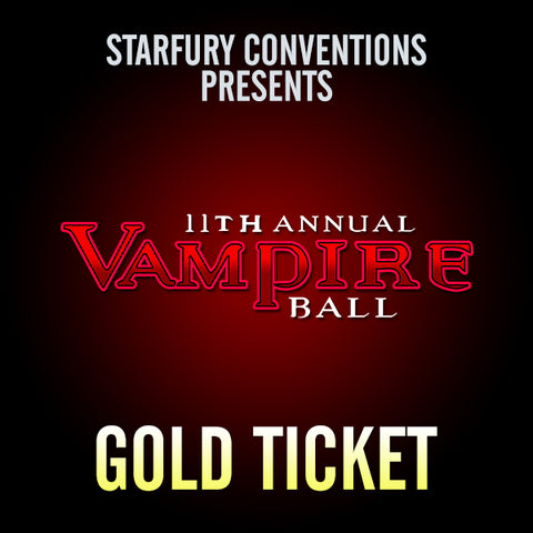 Gold Ticket - The Vampire Ball 11