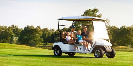 Ways To Increase Your Golf Cart's Speed