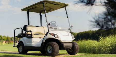 Golf Cart Parts That Get Replaced the Most Often