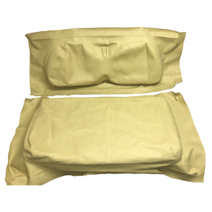 Club Car Precedent Seamless OEM Match Front Seat Cover