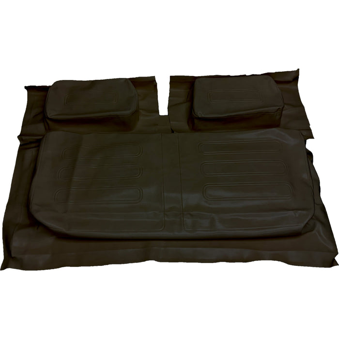 Club Car DS (1979-2000.5)Seamless OEM Match Front Seat Cover with Split Back