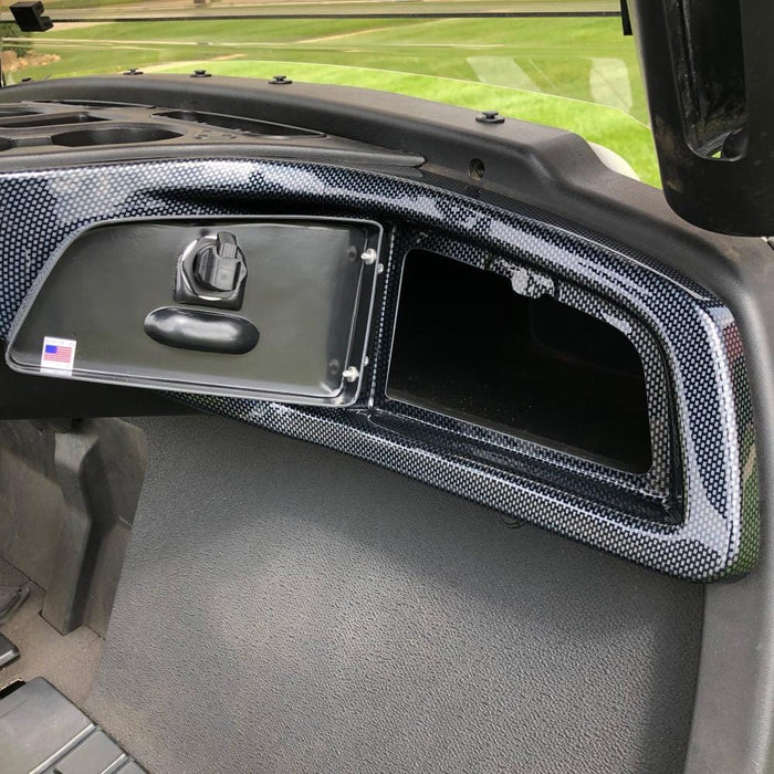 Yamaha Drive (G29) Carbon Fiber Finish Dash with Locking Doors