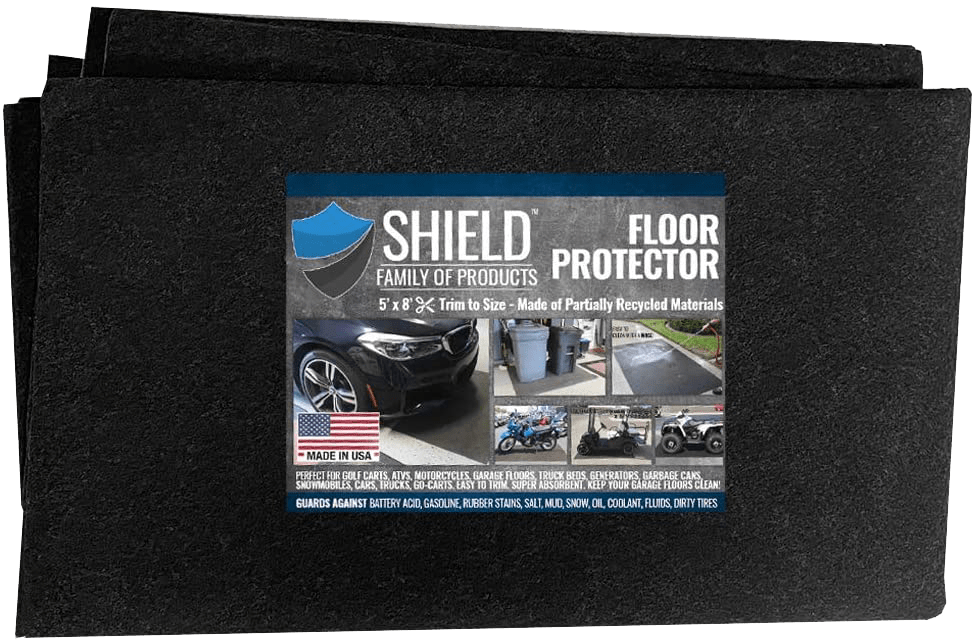 Club Clean Floor Protector Information Sheet
