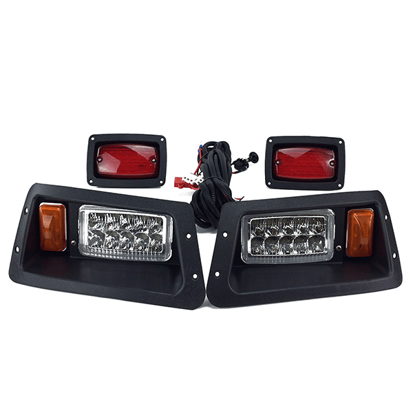 Yamaha G14-G22 Golf Cart All LED Basic Light Kit