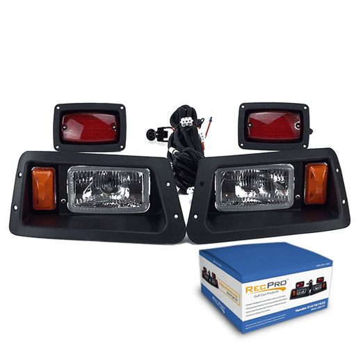 Yamaha G14-G22 HALOGEN LIGHT KIT w/ LED TAIL LIGHT