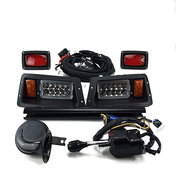 Yamaha G14-G22 Street Legal All LED Light Kit