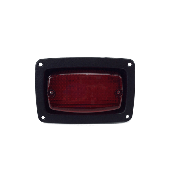 Yamaha G14-G22 LED Taillight Assembly Front View