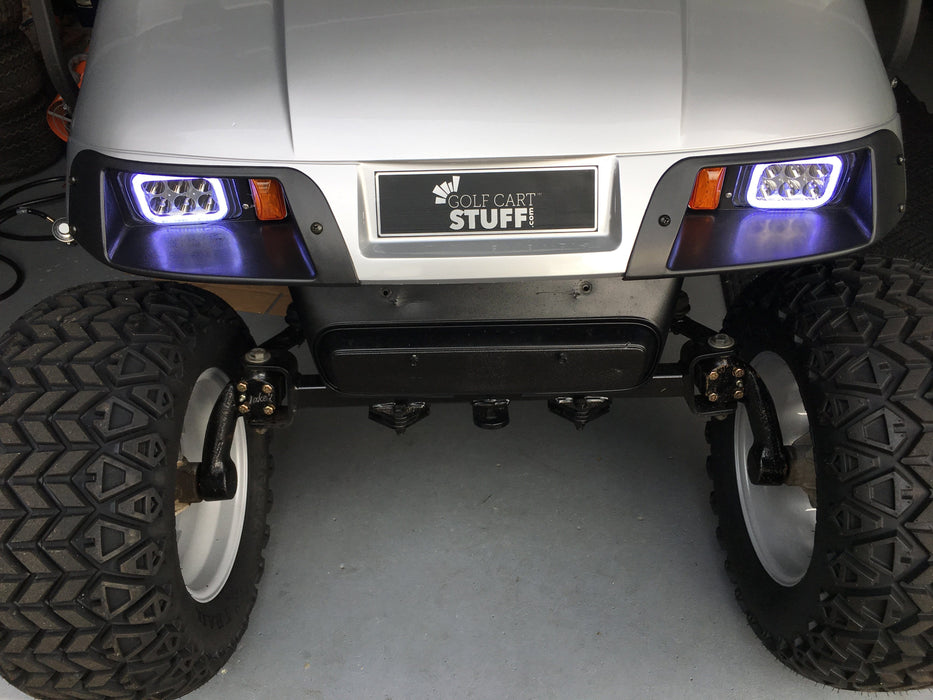 Custom Laser Engraved EZGO TXT Nameplate