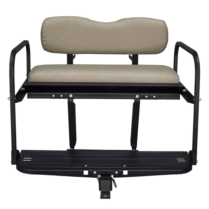 Gusto™ Golf Cart Rear Seat Trailer Hitch with Receiver fits Gusto™ Rear Seats