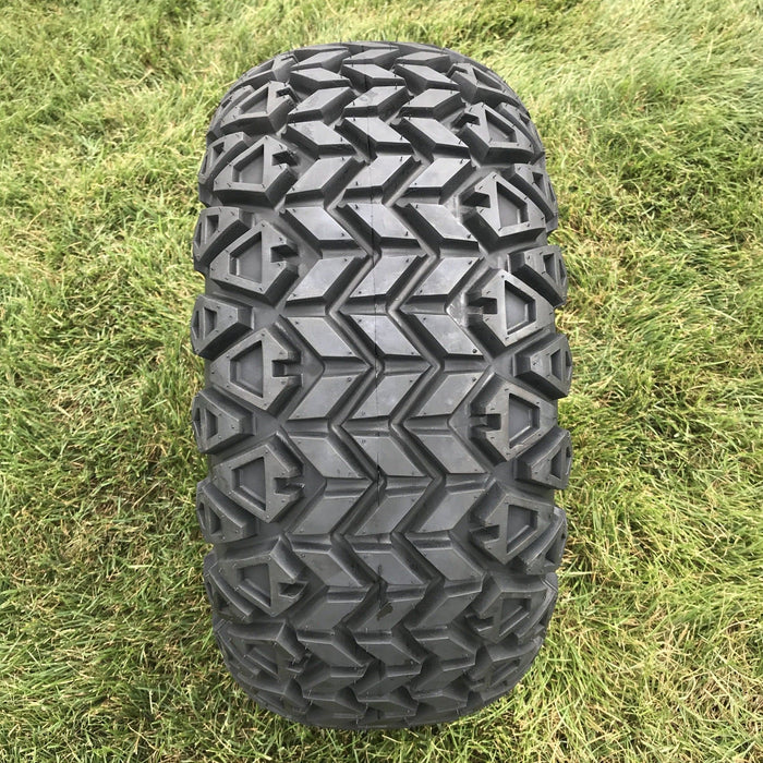 Arisun off road all terrain golf cart tire tread pattern.