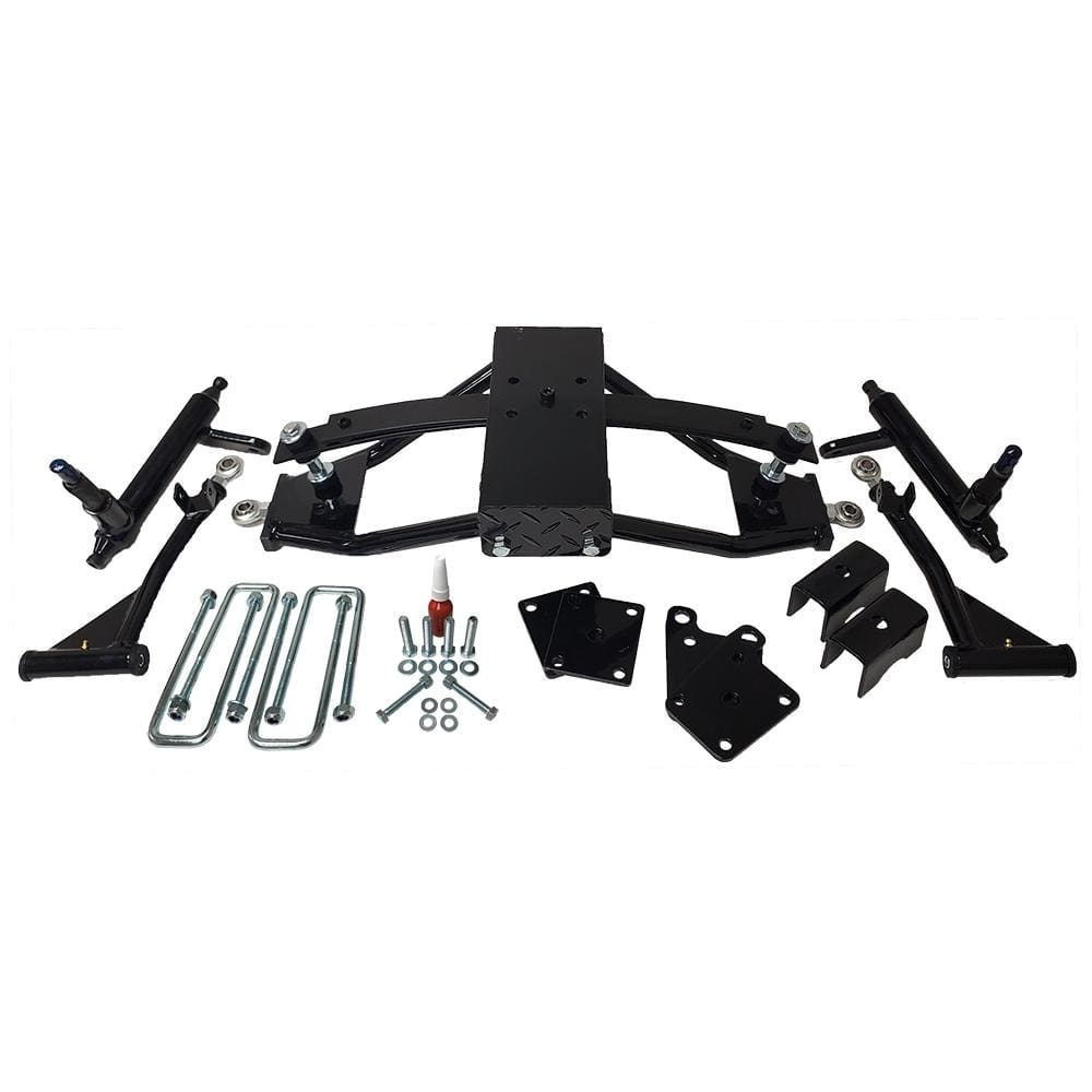 Club Car Precedent Golf Cart Six Inch Lift Kit A-Arm Kit Set