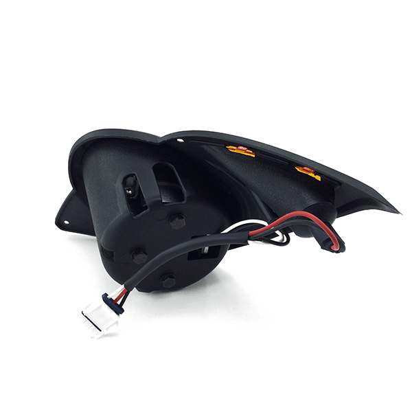 Yamaha Drive LED Headlight Assembly Back View