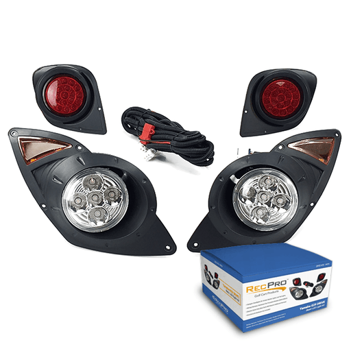 Yamaha Drive G29 2007-Up All LED Light Kit