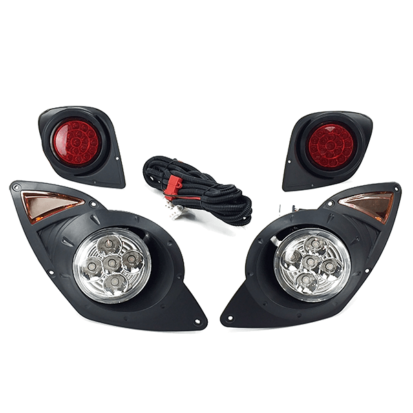 Yamaha Drive G29 2007-UP ALL LED Light Kit w/ LED Tail Light