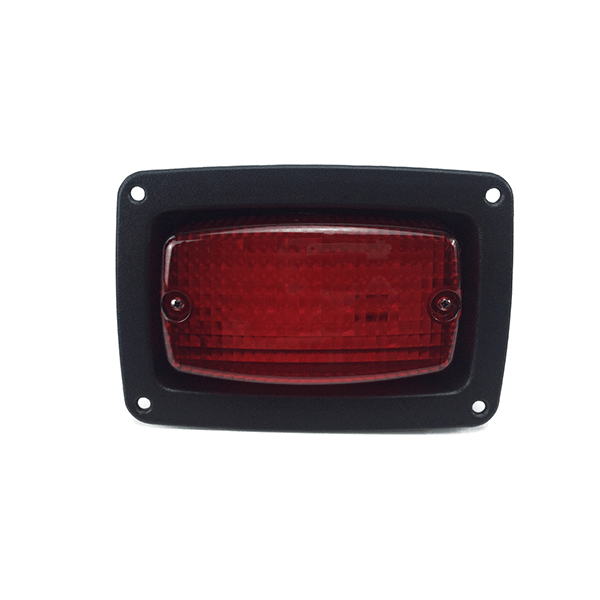 DS LED Taillight Assembly Front View