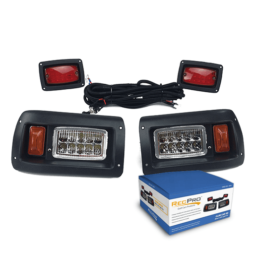 Club Car DS Adjustable LED Light Kit