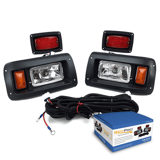 Club Car DS Halogen Adjustable Light Kit