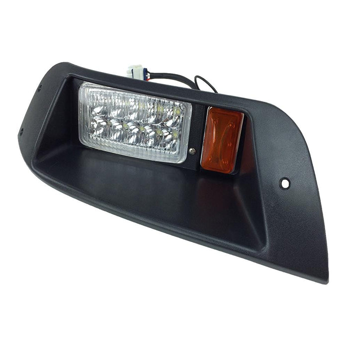 EZGO TXT LED Headlight Replacement Assembly Passenger Side