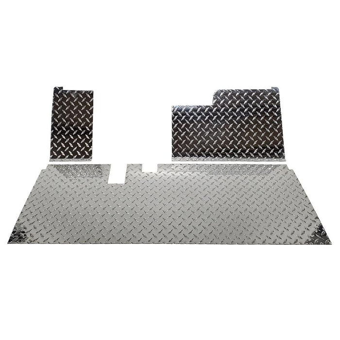 Yamaha G14-G22 Aluminum Diamond Plate Floor Kit